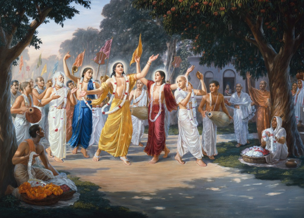 The Hare Krishna Movement 15th Centuary