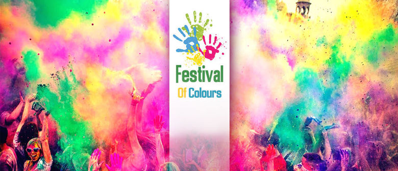 Holi - Festival of Colour Auckland 2016